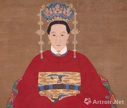 图片|明代贵族命妇画像