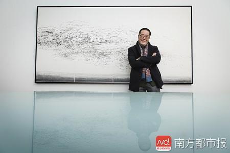 """1996年,王璜生离开""""舒适区"""",来到广东美术馆"""