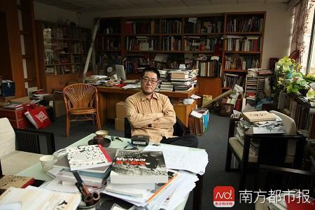 """让广东美术馆名声大噪的,正是王璜生接任馆长后的首届""""广州三年展"""""""
