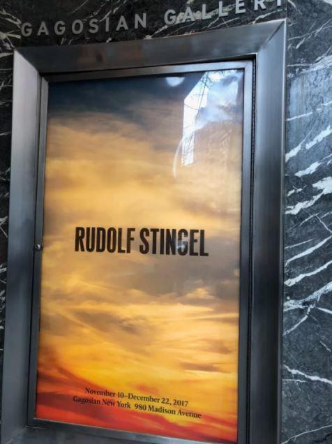 破天荒高价的Stingel作品在高古轩画廊售罄