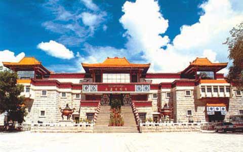 带你参观西藏博物馆