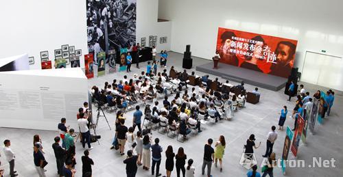 """上海喜玛拉雅美术馆""""奇迹:贝利尼家族与文艺复兴特展""""发布会现场"""