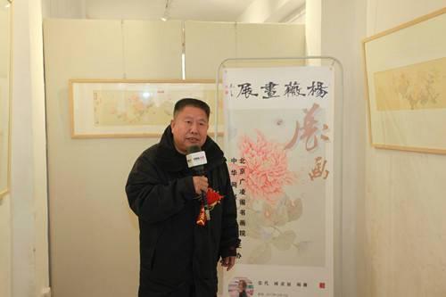 著名书法家徐春龙