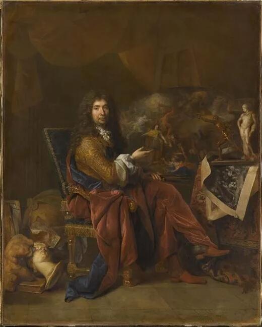 尼古拉斯·德·拉吉利尔(Nicolas de Largillière)