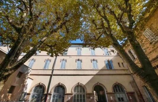 艾克斯·普罗旺斯修道院学院内景