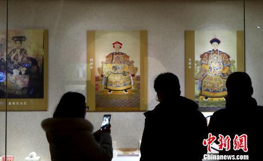 故宫养心殿摆驾南京博物院 浓缩紫禁城现王朝兴衰