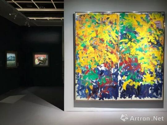 """2017年佳士得的""""倾彩""""— 私人艺术大师巨作珍藏展汇聚了约50件精彩大师作品"""