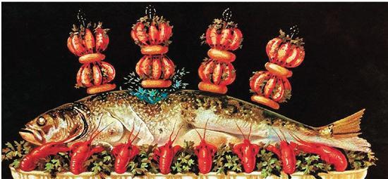 达利 卡拉的晚宴