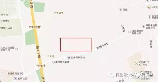 建设单位:北京鑫麒置业有限公司 建筑面积(㎡):164683