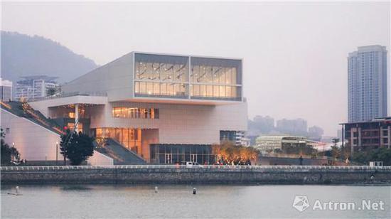 海上世界文化艺术中心建筑实景图(图片由设计互联提供)