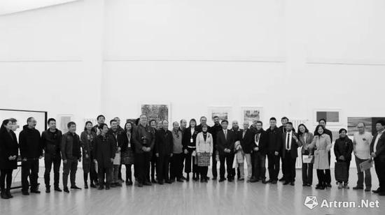 第四届中国·西安国际版画工作室参展者