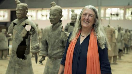 剑桥大学古典学教授玛丽·比尔德