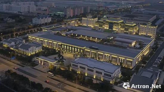 刚泰集团历时两年打造泰会生活文化园