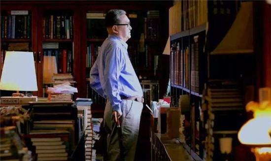 李敖与书房