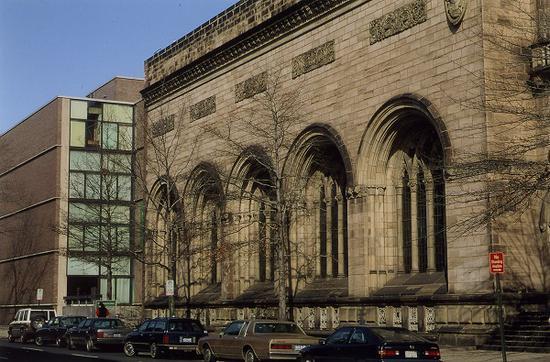 耶鲁大学美术馆和艺术史系