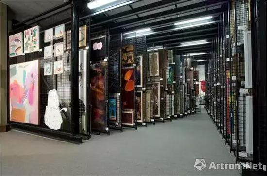▲澳大利亚艺术银行:可租赁的艺术