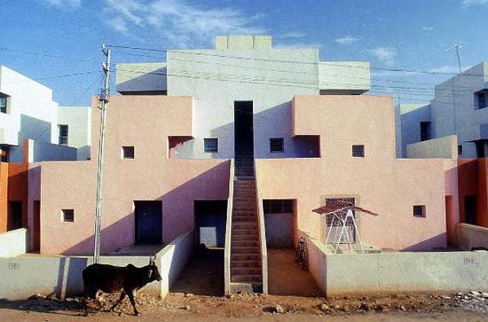 印度人寿保险公司混合收入住宅区