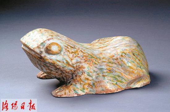 青蛙和蟾蜍就作为神兽被先民崇拜
