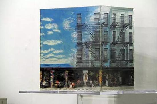 东京画廊+BTAP展出韩国艺术家高明根作品《New-York-2014》