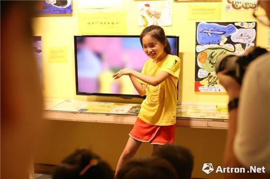第三届iSTART儿童艺术节现场
