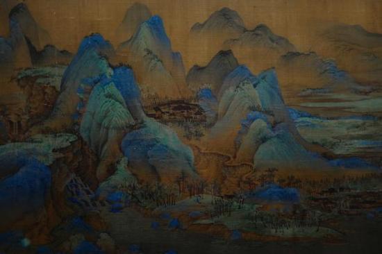 《千里江山图》遭质疑是伪作?