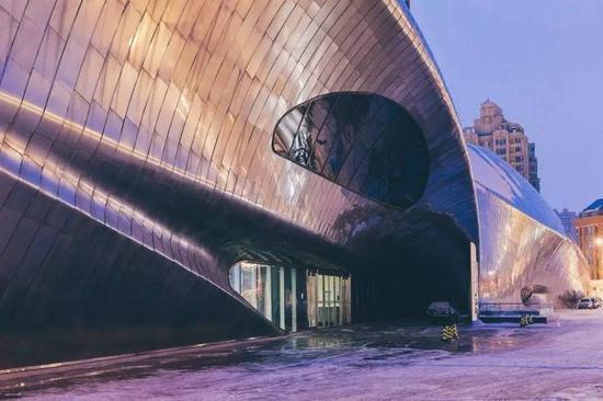 黑龙江哈尔滨-哈尔滨歌剧院
