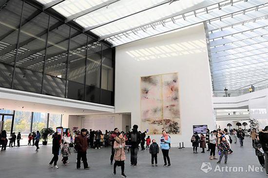 宝龙美术馆致力于公教活动的普及