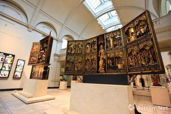 英国国立维多利亚与艾伯特博物馆