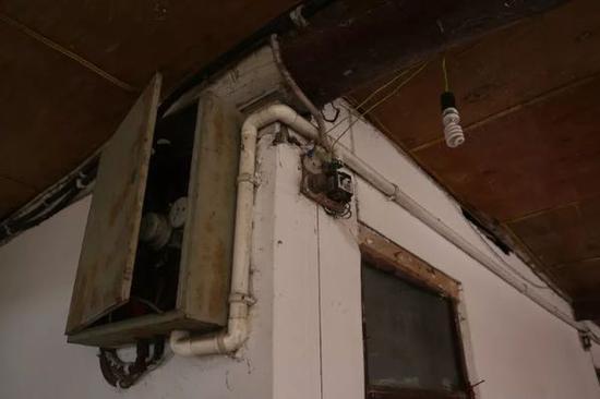 督察火灾事故过程中发现的电气火灾隐患