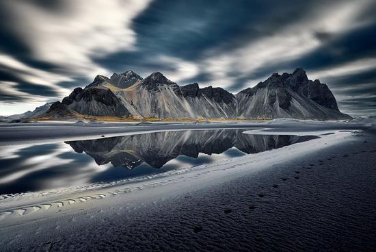 "15、""Vestrahorn Islande"",RUFF Etienne"