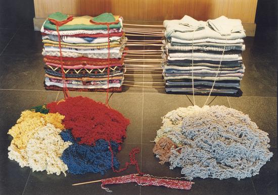 毛线,1995年