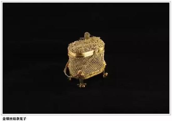 唐代的金银器你了解多少