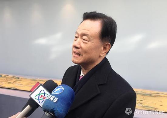 世茂集团董事局主席许荣茂先生