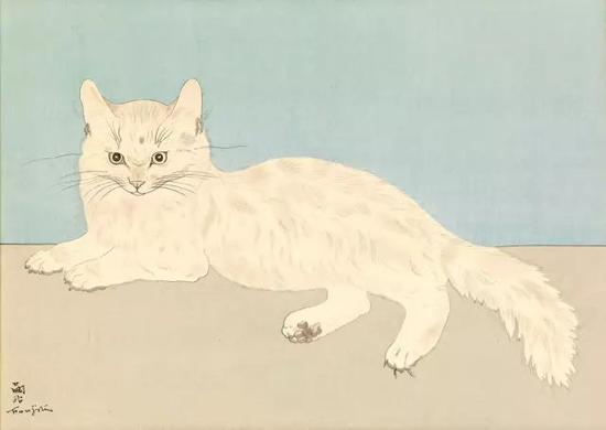 白猫 1929