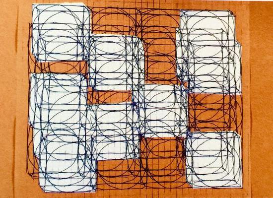 由圆环构成的不确定结构令尤纳着迷 ?Yona Friedman
