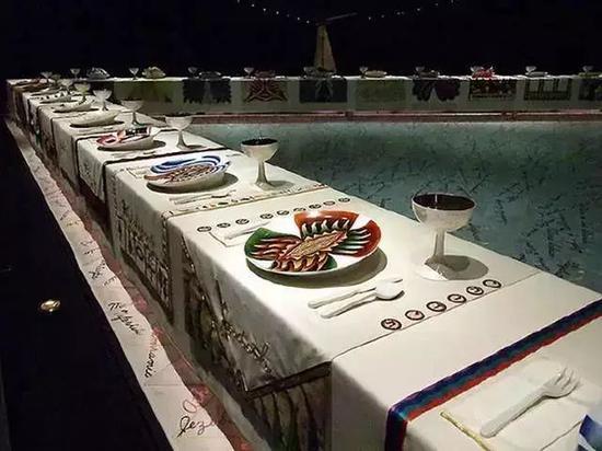 晚宴 1974–1979年