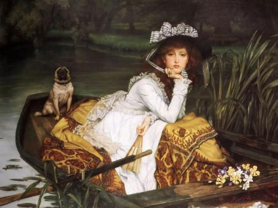 19世纪维多利亚女王对巴哥犬甚是喜爱
