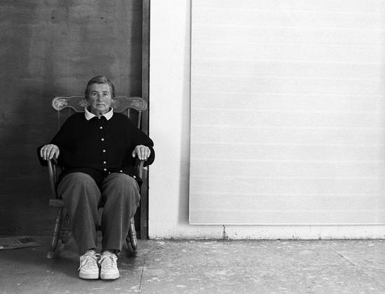 艾格尼丝・马丁。图片:by Charles R。 Rushton
