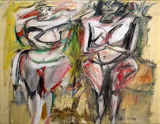 《两个女人》1953