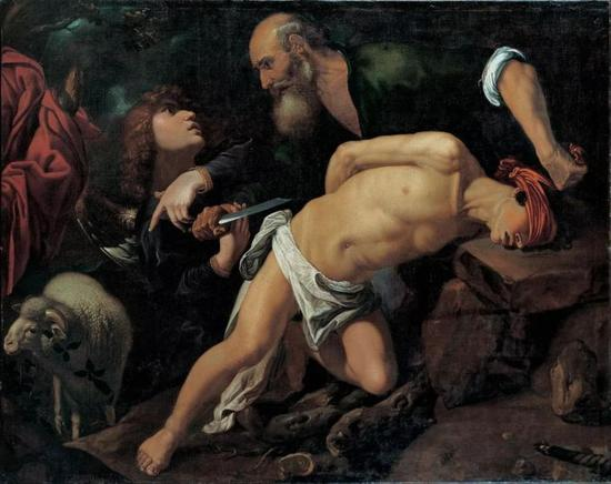 Pedro Orrente  The Sacrifice of Isaac