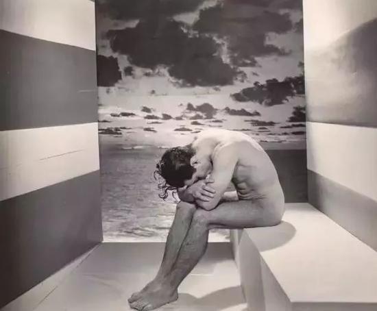 模特,1937 by George Platt Lynes