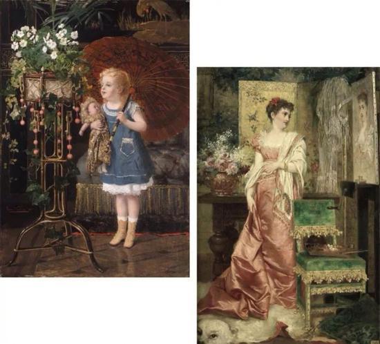 18世纪Chinoiserie风格的家具