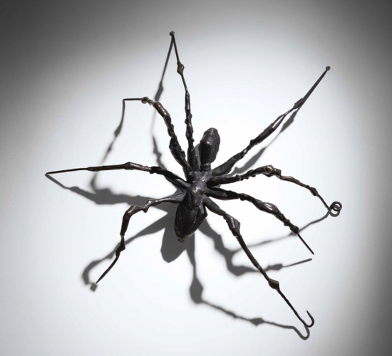 路易斯・布尔乔亚,《蜘蛛 II》(Spider II),约1955。图片:致谢佳士得