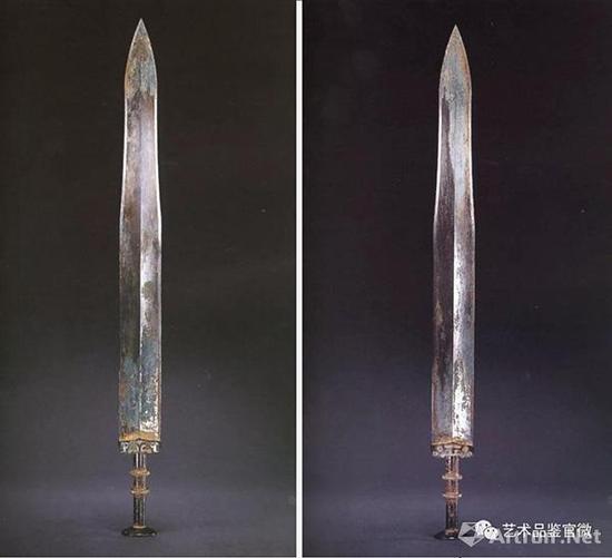 吴王夫差剑
