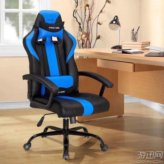 现代的电竞椅