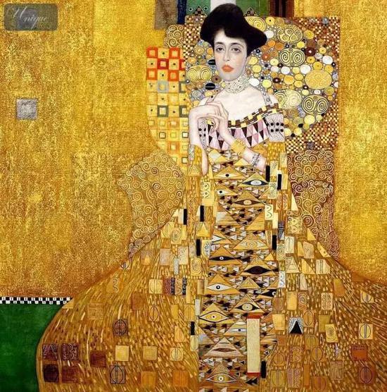 《Portrait of Adele Bloch-Ba》