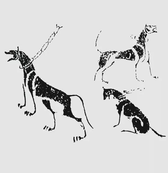 汉画中的犬那份遗失了2000多年的美