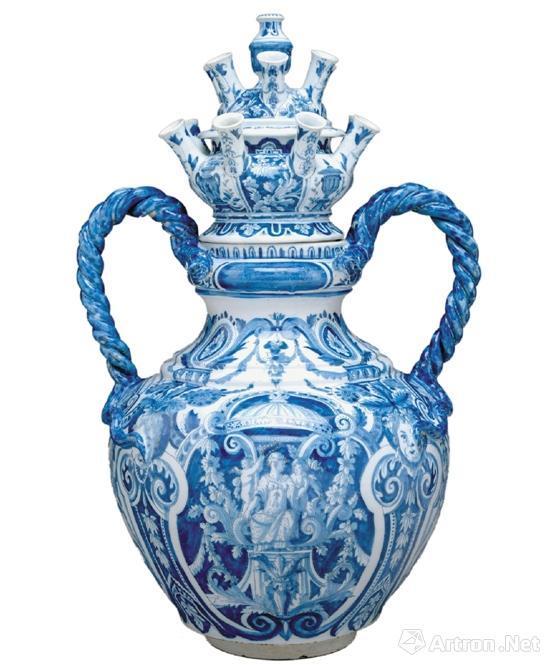 17世纪的代尔夫特瓷