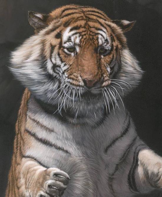 澳洲画家Joel.Rea的超现实主义绘画