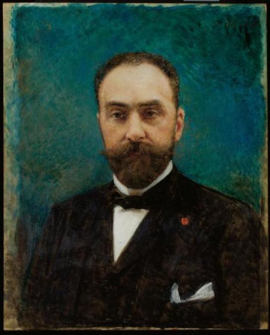 《查尔斯·伊弗留西的肖像》